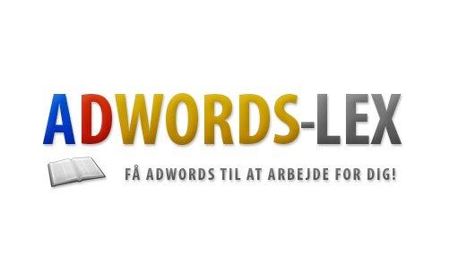 fed166a37a61 AdWords bogen er her  AdWords-LEX - Søgemaskineoptimering   SEO med ...