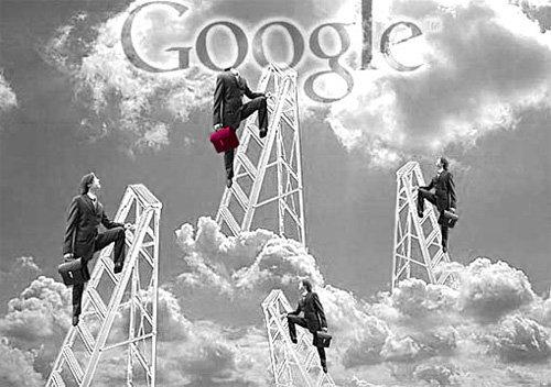 Google optimering - det er i toppen, det sker!