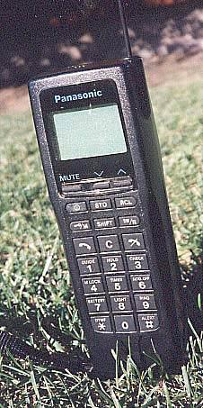 Panasonic I-Model NMT 900